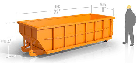 20 Yard Dumpster Kansas City